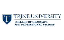 Trine University College of Graduate and Professional Studies logo